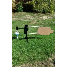 Paper Target Swinger Stand