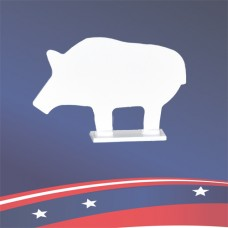 Pig Silhouette, 1/2 Size
