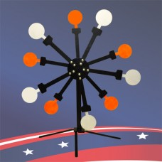 Double Texas Star Target